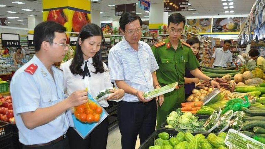 Hà Nội triển khai các nhiệm vụ bảo đảm an toàn nông sản dịp Tết và lễ hội Xuân 2021