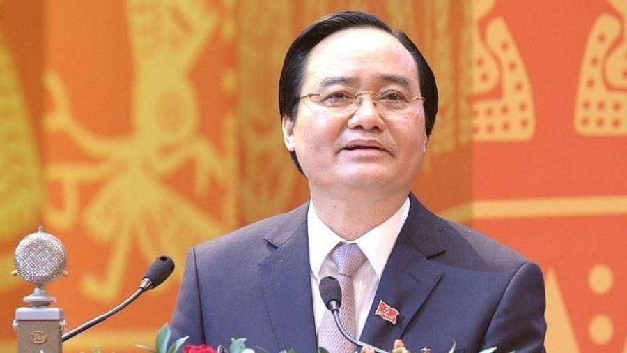 Bộ trưởng Phùng Xuân Nhạ đưa giải pháp để tiếp tục đổi mới căn bản, toàn diện giáo dục - đào tạo