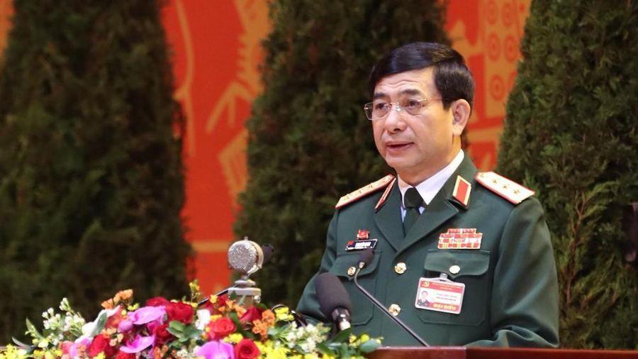Thượng tướng Phan Văn Giang: Không để bị động, bất ngờ, nhất là tình hình Biển Đông