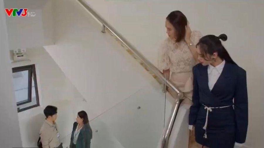 'Hướng dương ngược nắng' tập 21: Minh và Trí chính thức vào làm tại Cao dược, Minh bị 'cảnh cáo' vì quá thân thiết với Kiên