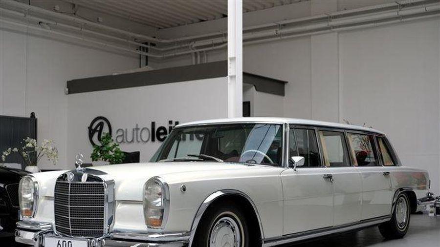 Mercedes-Benz 600 Pullman đời 1975, giá 2,6 triệu USD