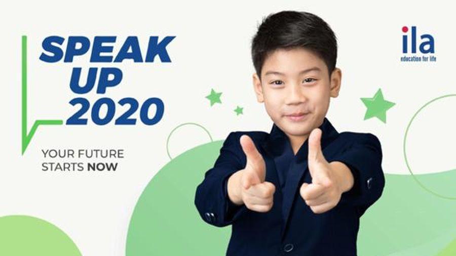 ILA Speak Up - 'đấu trường' Anh ngữ của những tài năng nhí