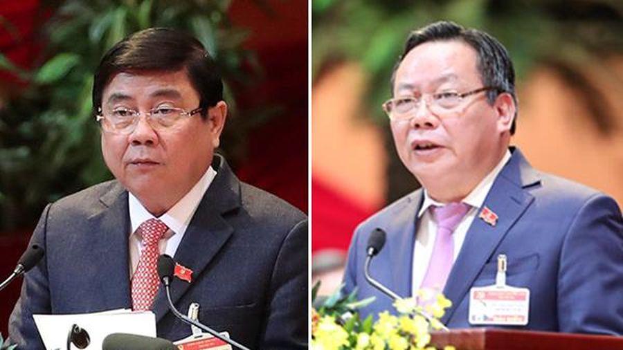 Đại hội Đảng XIII: Hà Nội, TP.HCM hướng tới chính quyền số