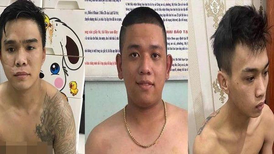 Cảnh sát hình sự theo dấu đường dây trộm xe khắp Sài Gòn