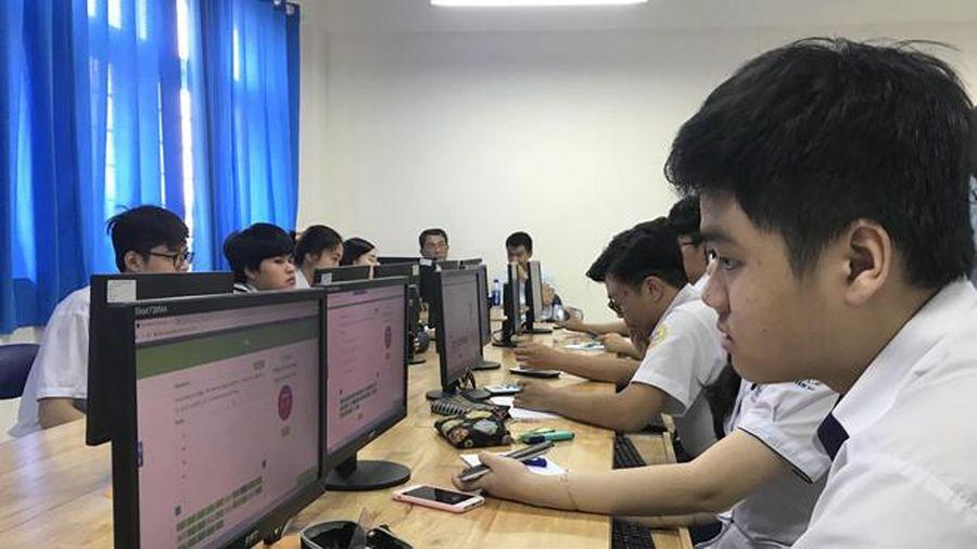 Cấu trúc đề thi đánh giá năng lực tại ĐH Quốc gia Hà Nội 2021