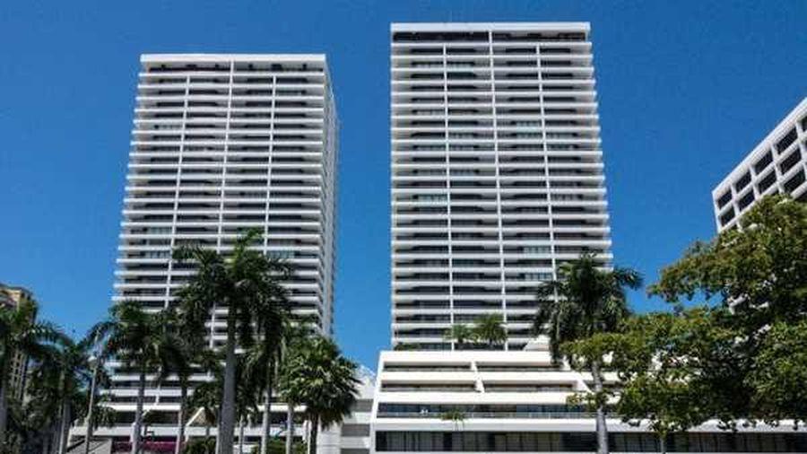 Tên ông Trump bị gỡ khỏi tòa chung cư hạng sang 32 tầng