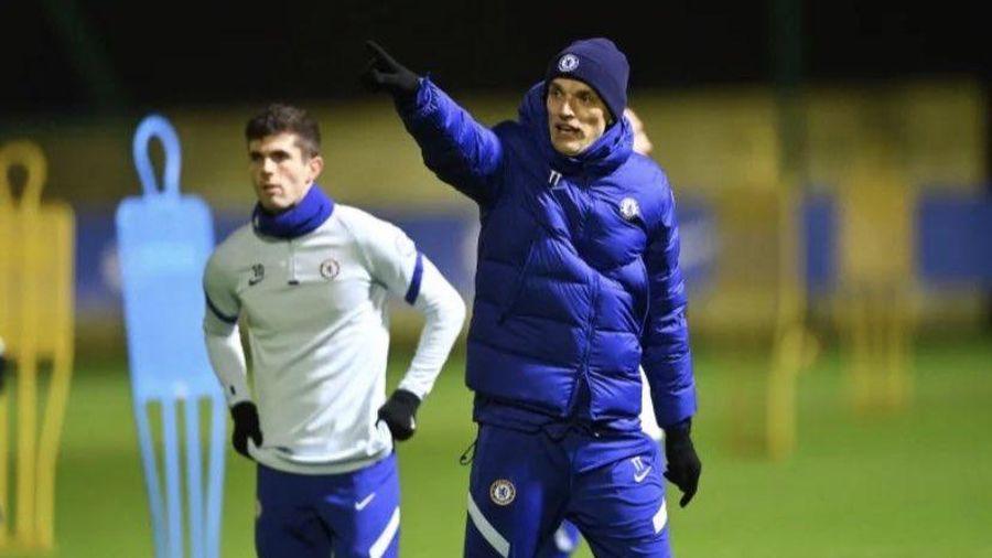 HLV Thomas Tuchel chính thức ngồi vào 'ghế nóng' tại Chelsea