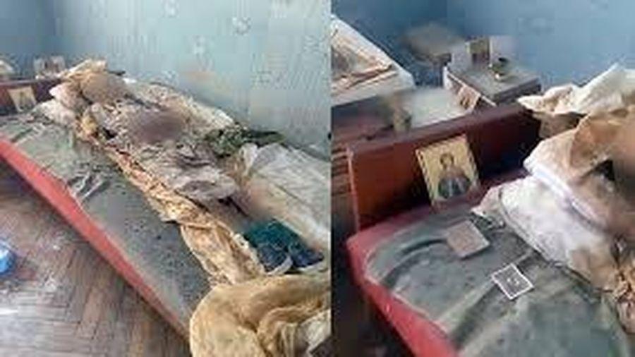 Ngỡ ngàng danh tính 'xác ướp' 30 năm trong nhà cụ bà bị liệt
