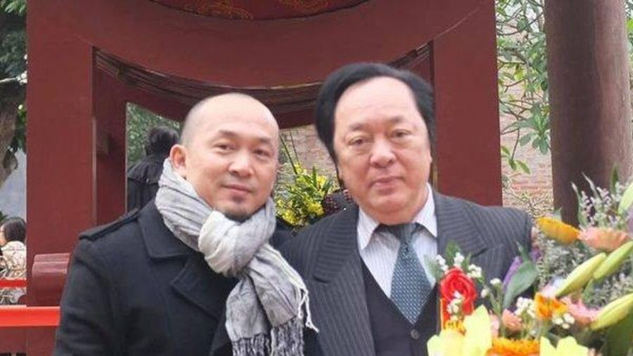Tâm thư đầy xúc động của người thân viết tiễn biệt NSND Trung Kiên