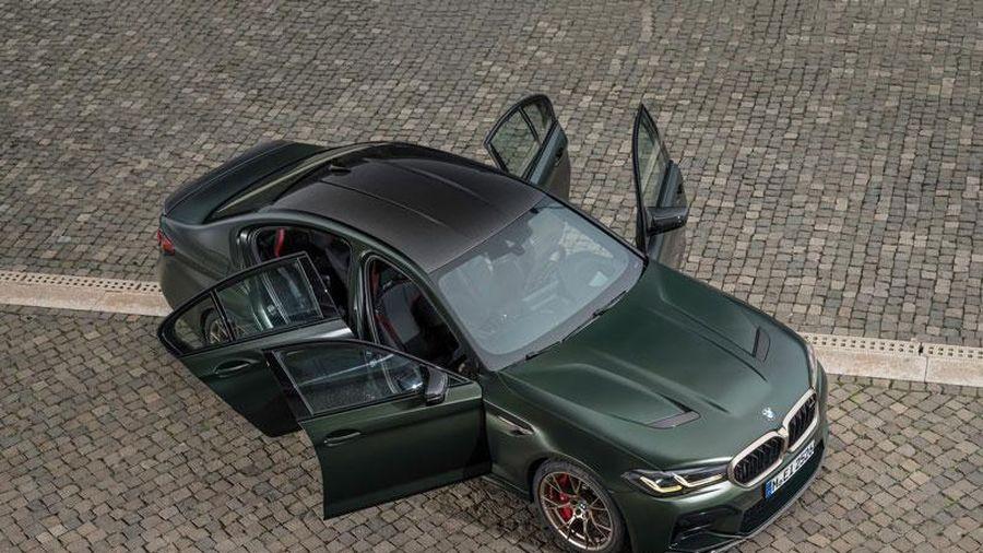 BMW giới thiệu xe mạnh nhất trong lịch sử, giá gần 3,3 tỷ đồng