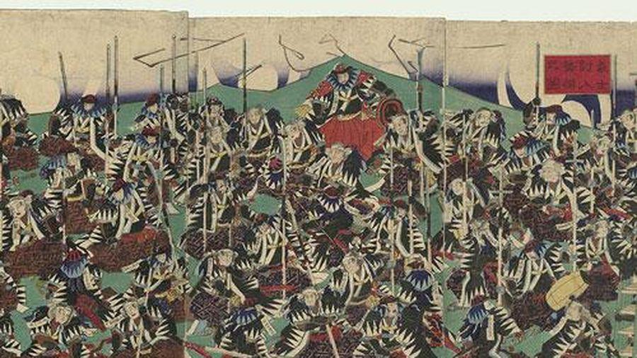 Khám phá huyền thoại 47 Samurai về việc trả thù và tự tử tập thể