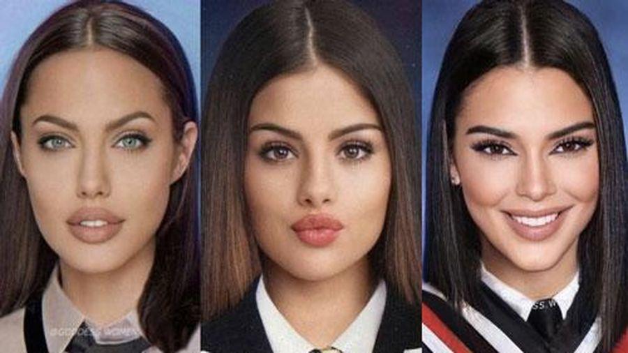 Khi Kendall, Ariana, Selena và dàn mỹ nhân Hollywood chung trường: Ảnh kỷ yếu 'lồng lộn' kèm phát ngôn chất 'gây bão' MXH
