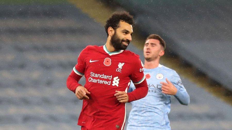 Cập nhật danh sách Vua phá lưới Premier League: Salah dẫn đầu
