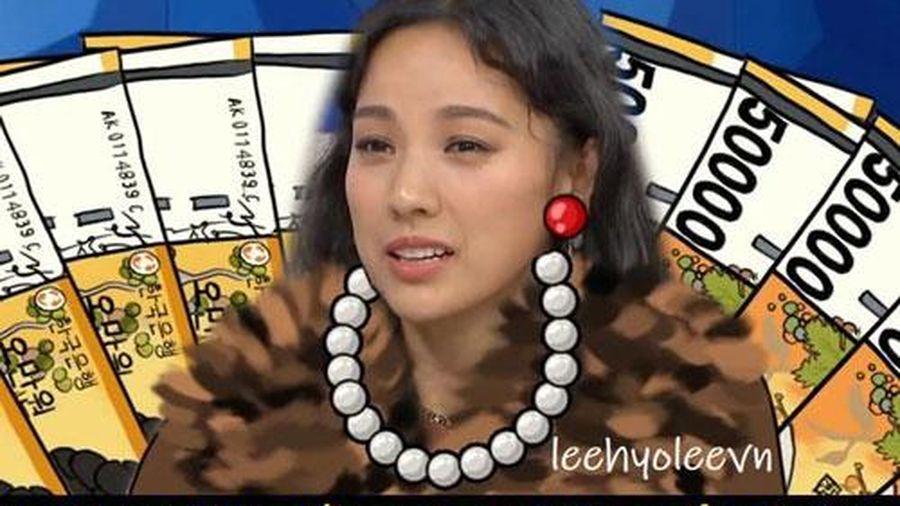 Lee Hyori gây bão với cách đáp mẹ chồng: 'Mẹ ơi, con không giỏi nữ công gia chánh nhưng con rất giỏi kiếm tiền'