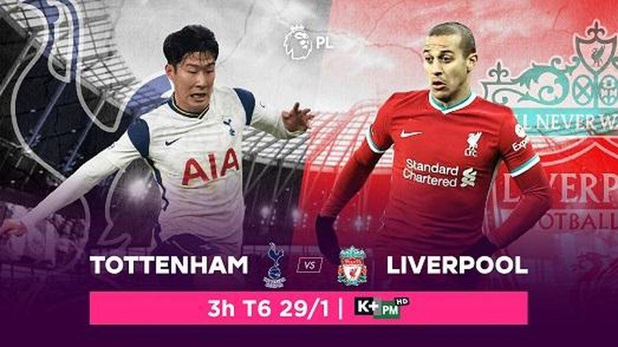 Tottenham Hotspur vs. Liverpool: Chuẩn bị vô cùng kỹ lưỡng cho cuộc đối đầu đỉnh cao
