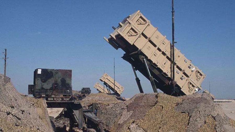 Bốn tên lửa Iran xuyên thủng 6 vùng của hệ thống phòng không Patriot của Mỹ