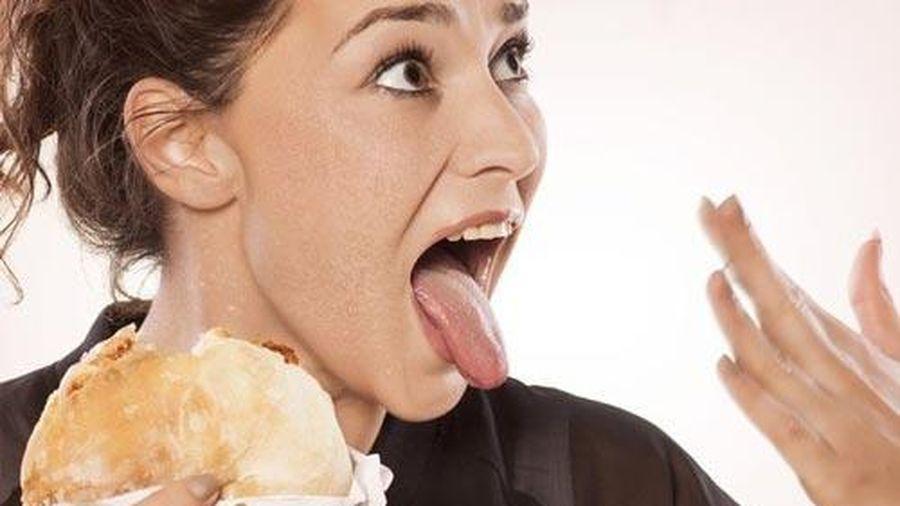 Bí quyết giúp bạn giảm cảm giác thèm ăn