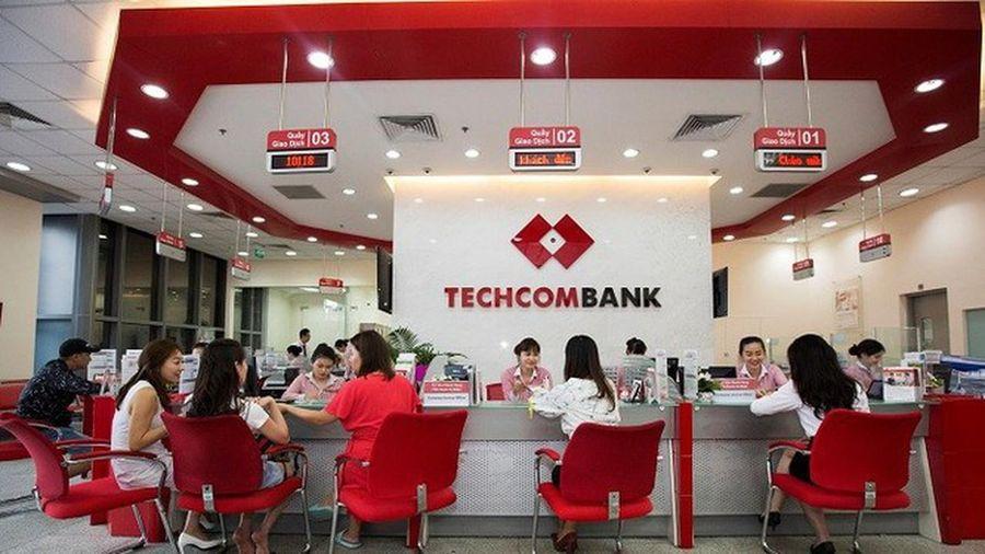 Techcombank lãi ròng 12.600 tỉ đồng năm 2020, nợ xấu còn 0,5%