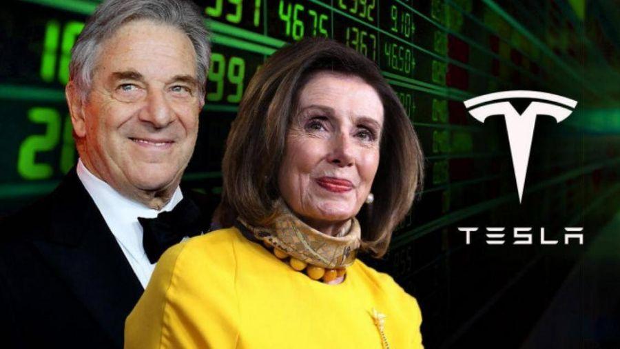 Chồng chủ tịch thượng viện Mỹ đầu tư 1 triệu USD vào Tesla, có đáng nghi?