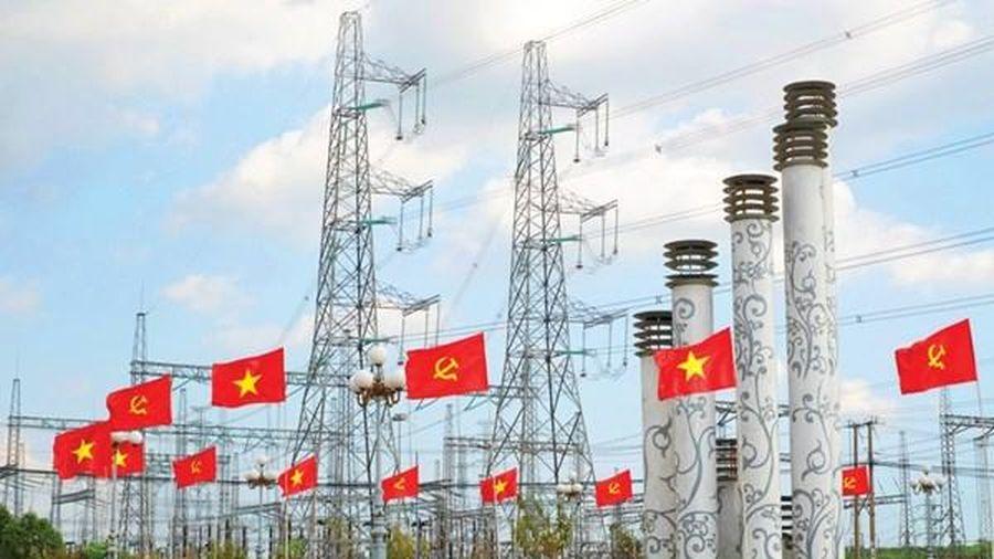 EVN đảm bảo vận hành hệ thống điện phục vụ Đại hội Đảng lần thứ XIII