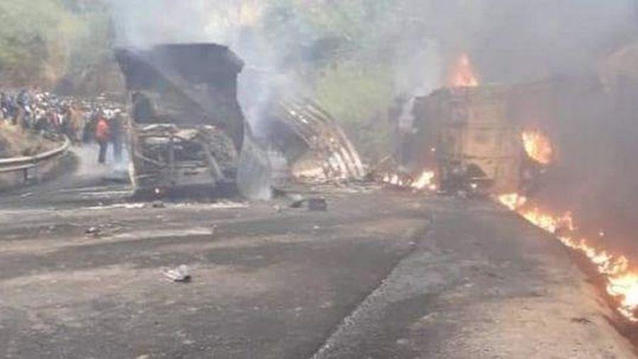 Cameroon: Hơn 50 người thiệt mạng vì cháy xe khách