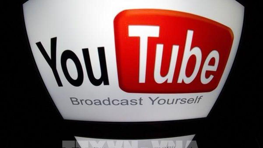 Tài khoản YouTube của ông Donald Trump bị khóa vô thời hạn