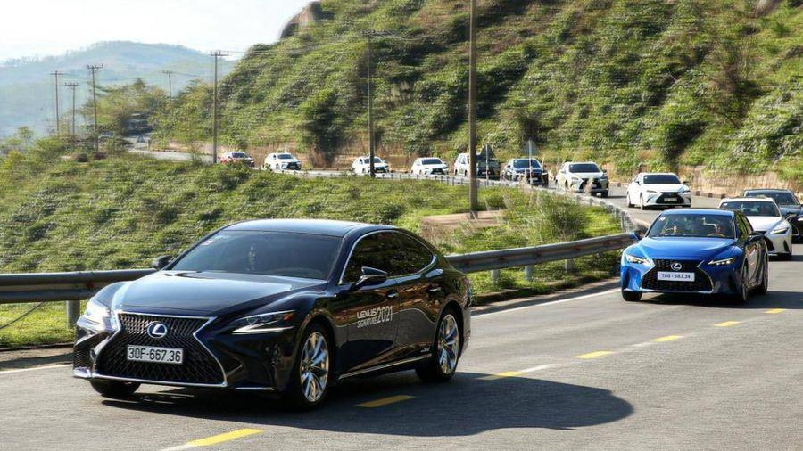 Lexus Signature 2021: Hơn cả một hành trình cùng dàn xe sang