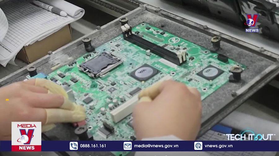 Apple bắt đầu sản xuất iPad ở Việt Nam giữa năm 2021