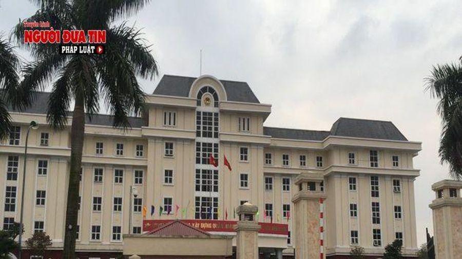 Câu chuyện biển cấm, bãi xe và lợi ích nhóm ở Hoàng Mai, Hà Nội (Bài 7): UBND quận Hoàng Mai xử phạt không đúng quy định