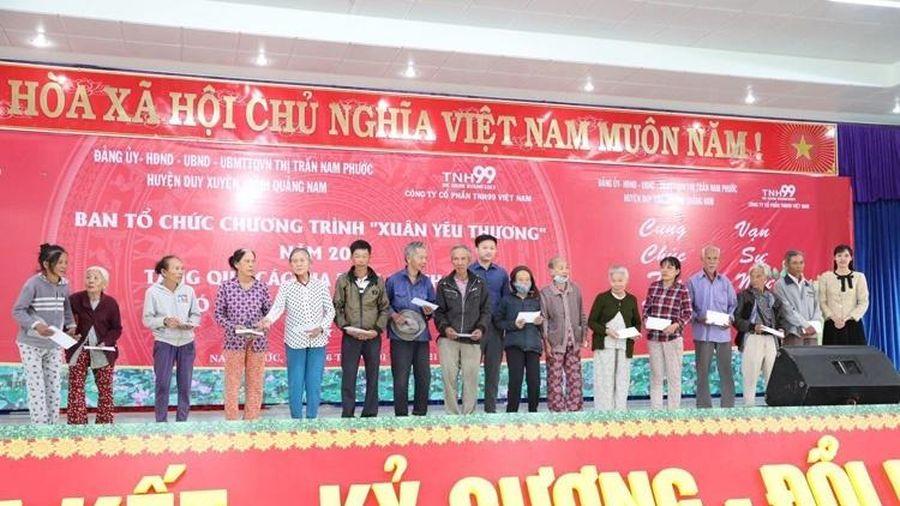 Tết ấm cho người nghèo xứ Quảng