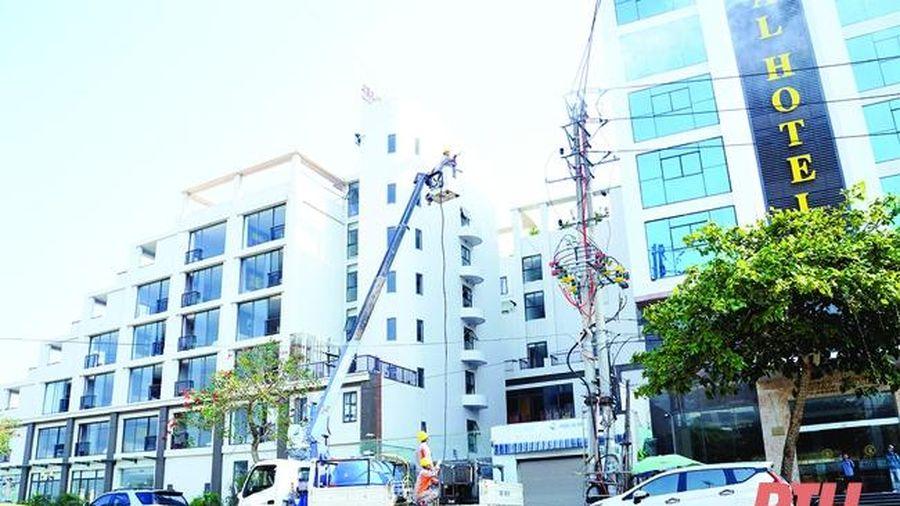 Bảo đảm cung ứng, vận hành lưới điện mùa khô