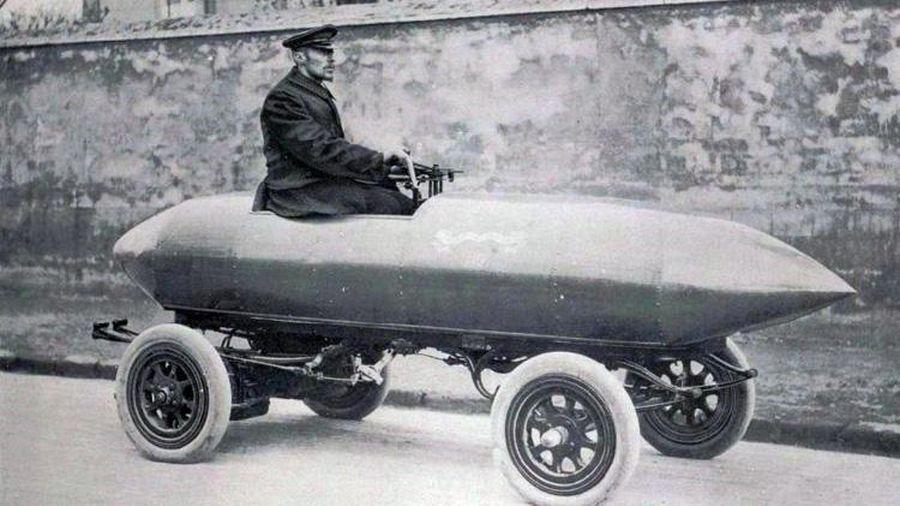 Lịch sử 100 năm phát triển của ô tô điện