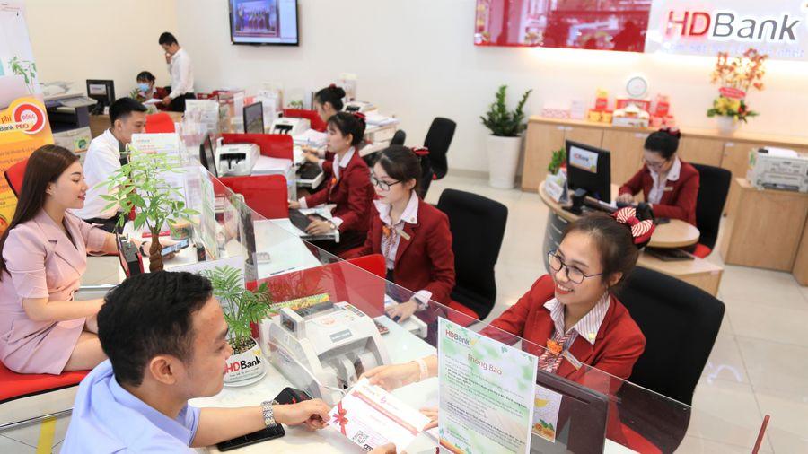 HDBank báo lãi hơn 5.800 tỷ đồng, nợ xấu chỉ 0,93%