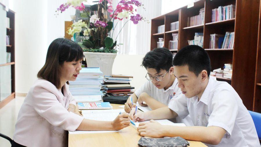Bứt phá trong thành tích giáo dục mũi nhọn