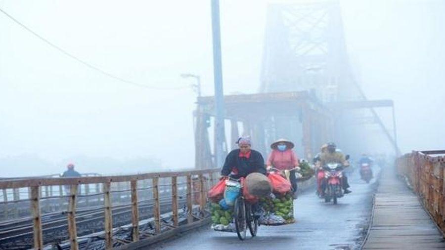 Thời tiết ngày mai 28/1: Không khí lạnh bắt đầu ảnh hưởng các tỉnh miền Bắc