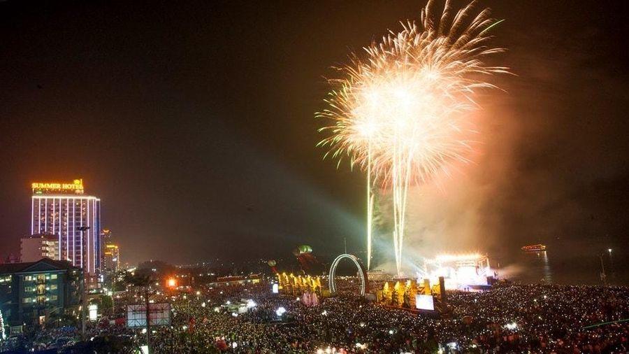 Nghệ An: 3 thành, thị bắn pháo hoa trong đêm giao thừa