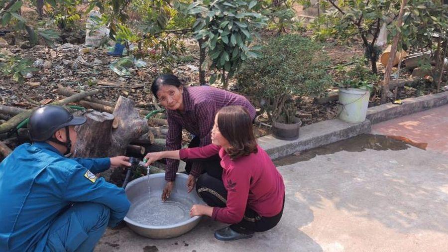 Quảng Yên (Quảng Ninh): Niềm vui đón dòng nước sạch về nhà