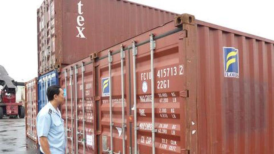 Không được tái xuất phế liệu qua cửa khẩu đường bộ và đường thủy nội địa