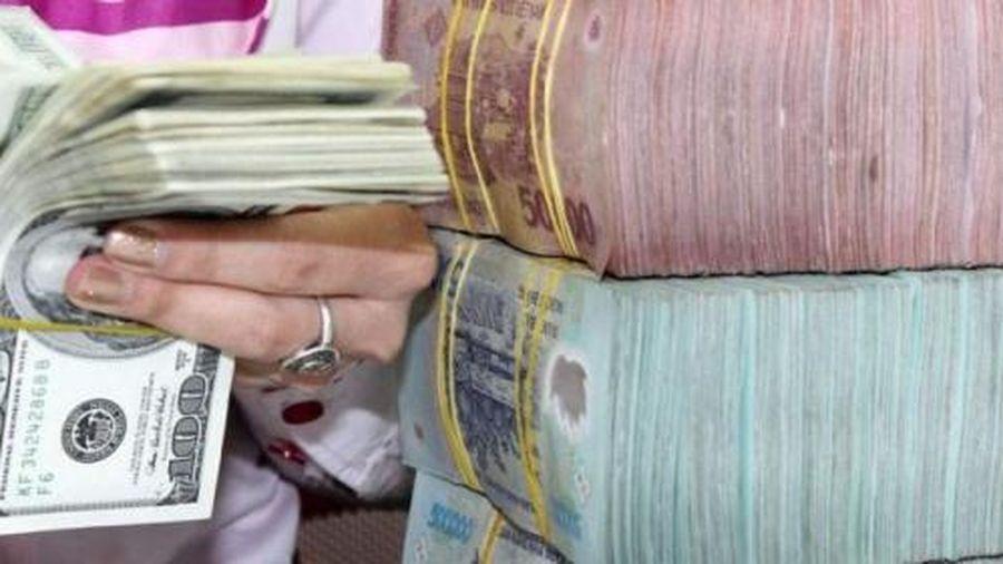 Cơ cấu dư nợ nước ngoài năm 2020 là 35%