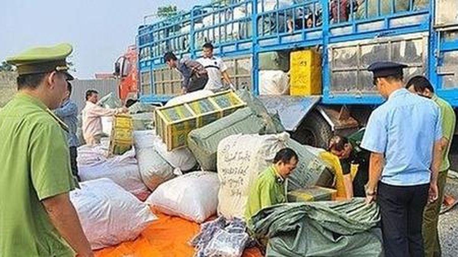 Xử lý gần 32.000 vụ việc về buôn lậu và gian lận thương mại