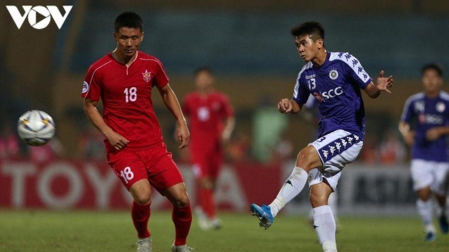 Bốc thăm AFC Cup 2021: Hà Nội FC 'dễ thở', Sài Gòn FC đối mặt thử thách