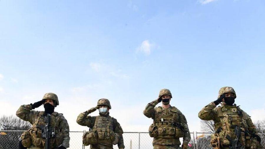 Washington DC yêu cầu 500 Vệ binh Quốc gia trước thềm phiên tòa luận tội Trump