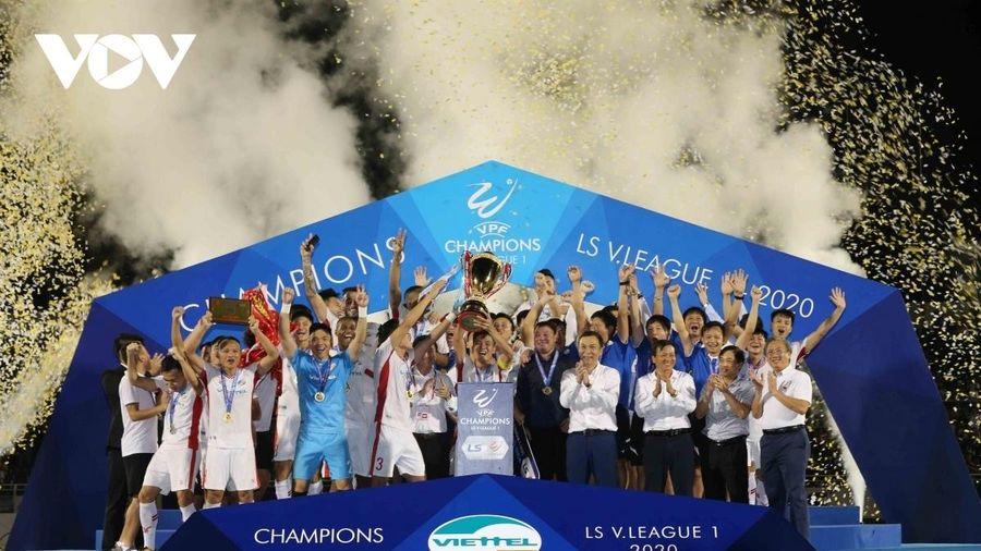 Bốc thăm AFC Champions League 2021: Viettel cùng bảng ĐKVĐ Ulsan Hyundai