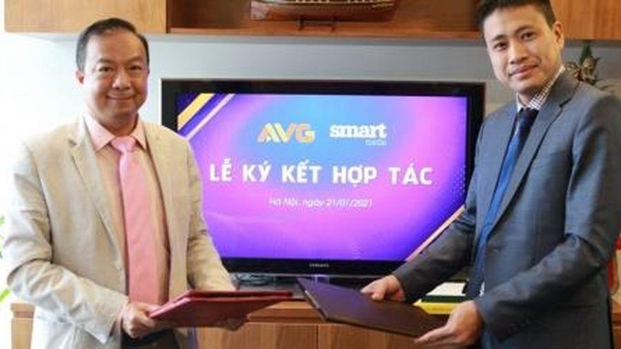 AVG hợp tác chiến lược với Smart Media, tăng tốc phát triển truyền hình trả tiền