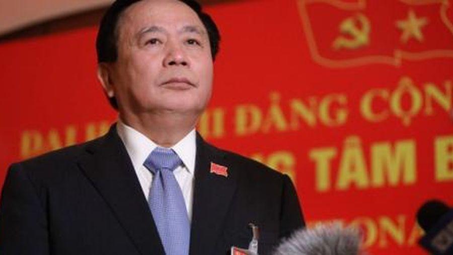 Ông Nguyễn Xuân Thắng: Việc bảo vệ nền tảng tư tưởng của Đảng luôn được coi là trọng tâm