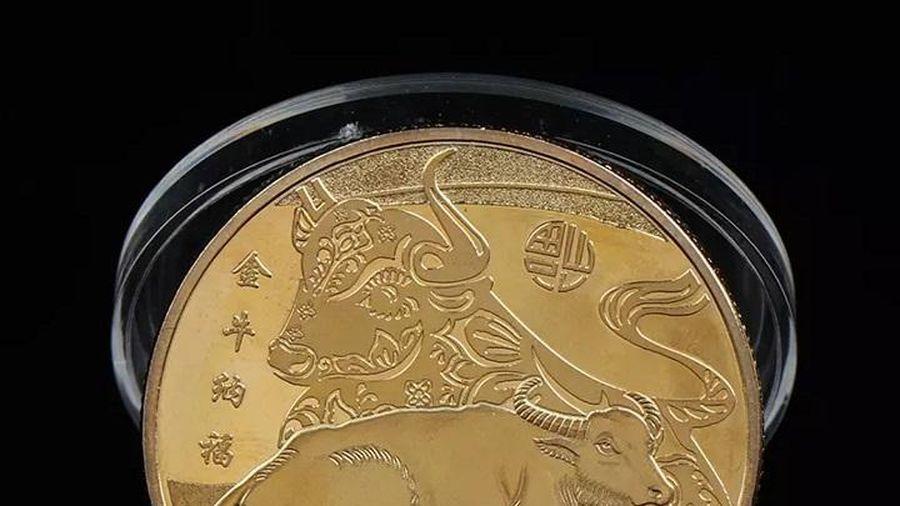 Giá vàng hôm nay 27/1: Tiếp tục suy giảm