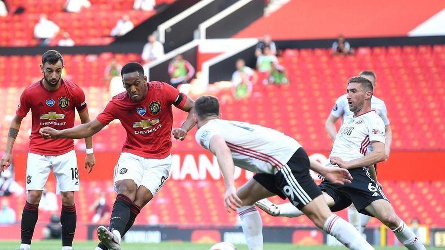 Nhận định bóng đá Man Utd vs Sheffield Utd: Quỷ đỏ tiếp đà hưng phấn