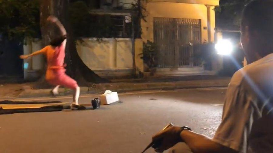 'Hướng dương ngược nắng': Hậu trường bất ngờ của cảnh Bạch Cúc bị xe tải đâm