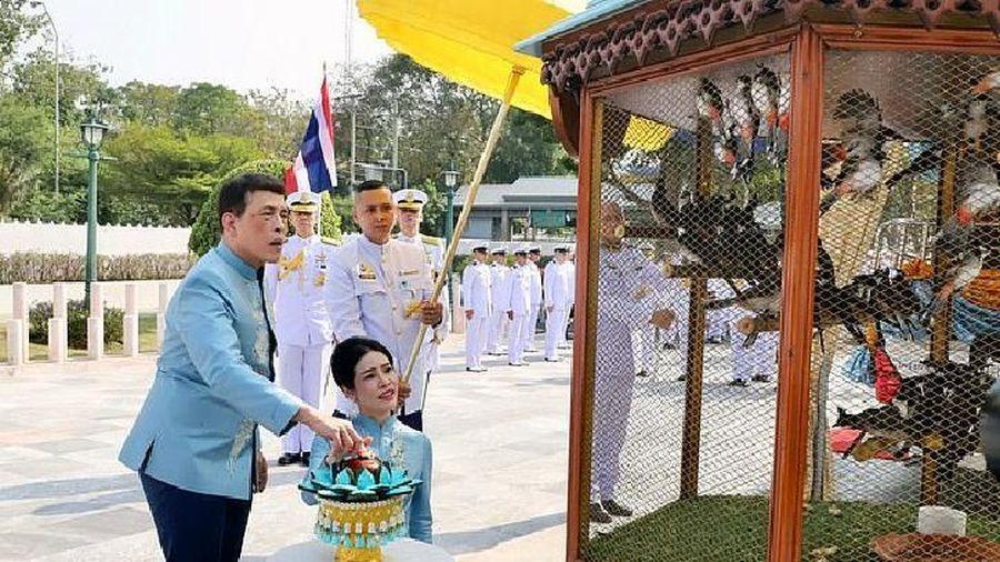 Vua Thái Lan lập phong nhị hoàng hậu cho quý phi Sineenat