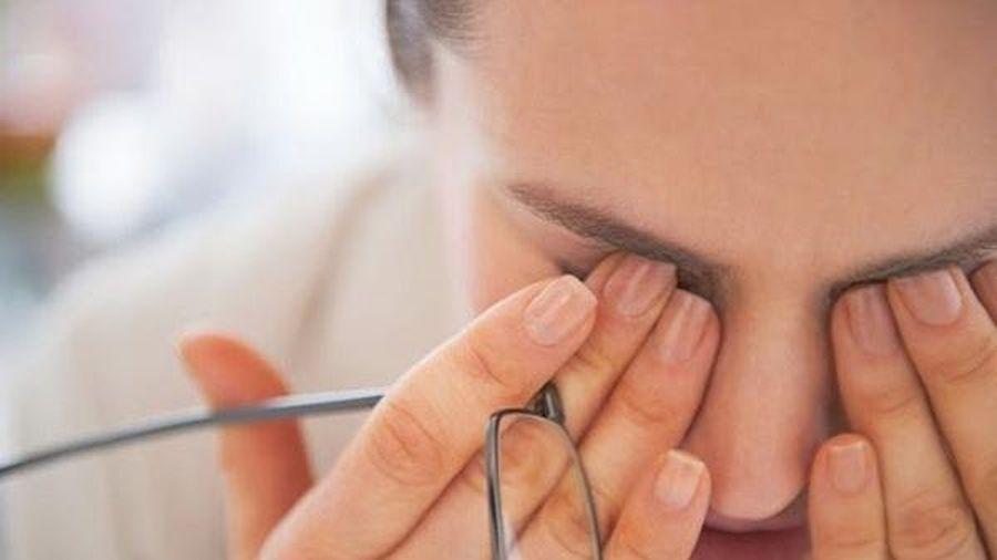Thuốc có thể ảnh hưởng tới mắt
